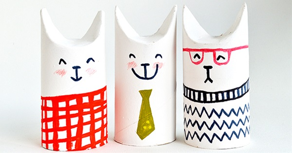 16 Diy Toilet Paper Rolls Crafts For Your Kids To Enjoy