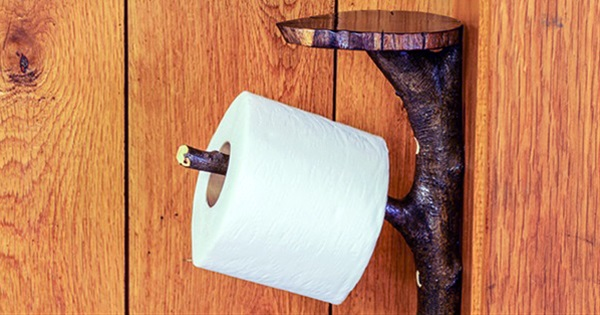 12 Clever U0026 Creative Toilet Paper Holder Ideas