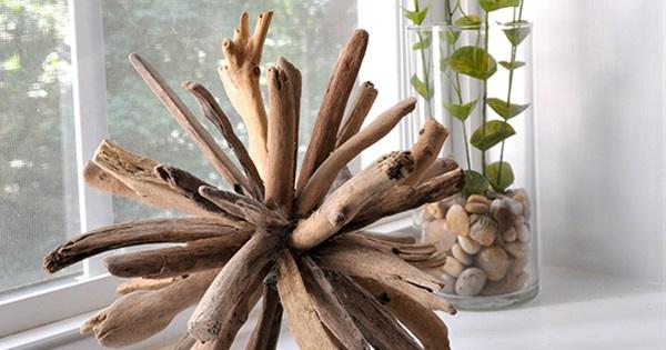 18 Easy Creative Diy Driftwood Home Decor Ideas Postris