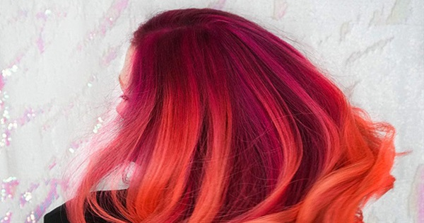 15 Gorgeous Colorful Hair Transformations To Inspire You   Postris
