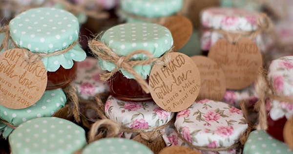 15 Rustic Wedding Favors That Every Guest Will Love | Postris