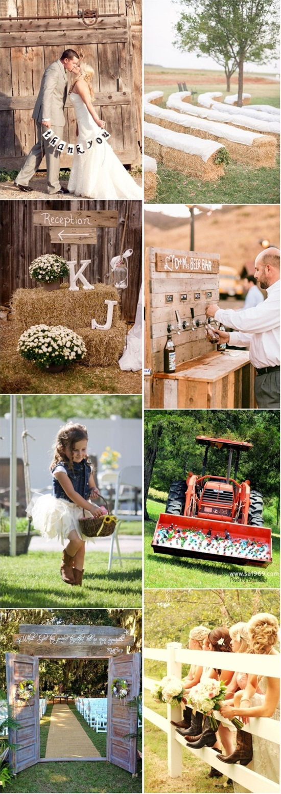 The top 10 wedding themes for 2019/2020