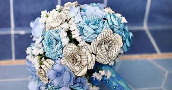 15 Gorgeous Non Floral Bridal Bouquet Ideas Postris
