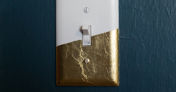 18 Creative Ideas To Decorate Light Switch Plates