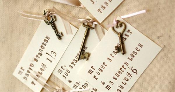 20 creative wedding escort cards seating display ideas - Wedding Escort Cards