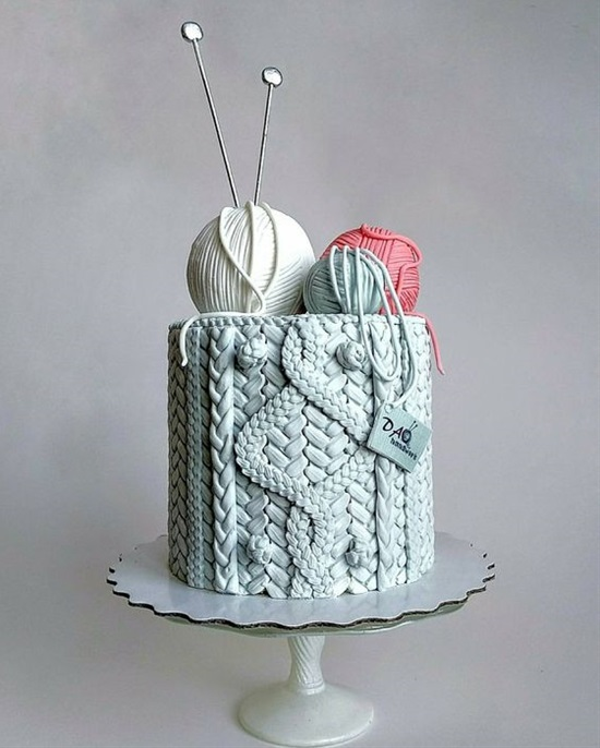 15 Beautiful Cake Decorating Ideas - Style Motivation