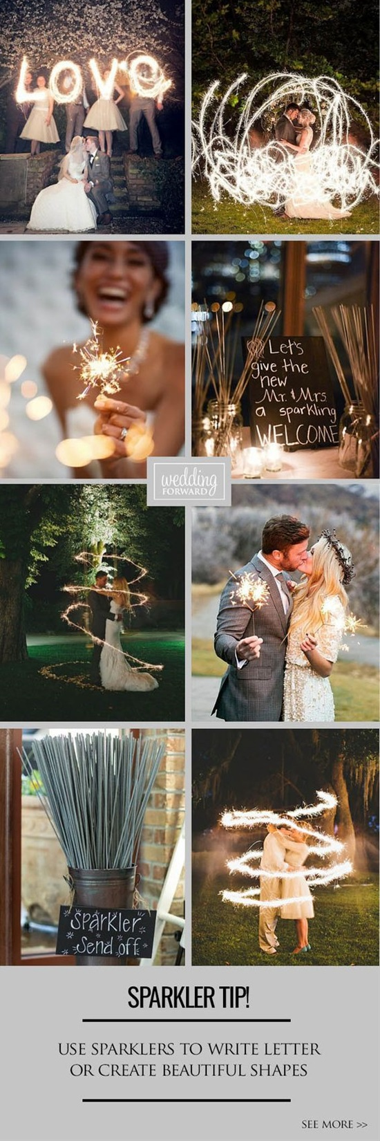 15 Romantic Wedding Lighting Ideas