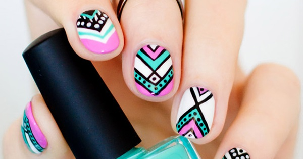 20 Nail Art Designs For Short Nails Postris