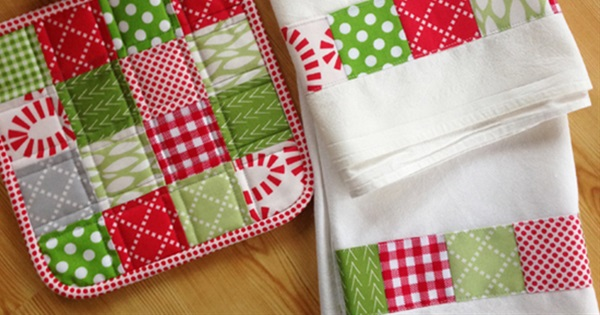16 Kitchen Sewing Projects For Beginner Sewists Postris