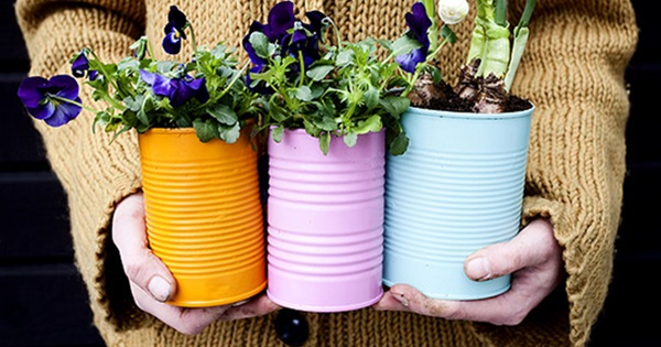 15 Ways To Repurpose Household Items For Your Garden