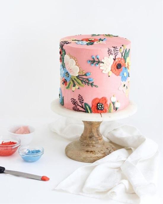 15 Beautiful Cake Decorating Ideas