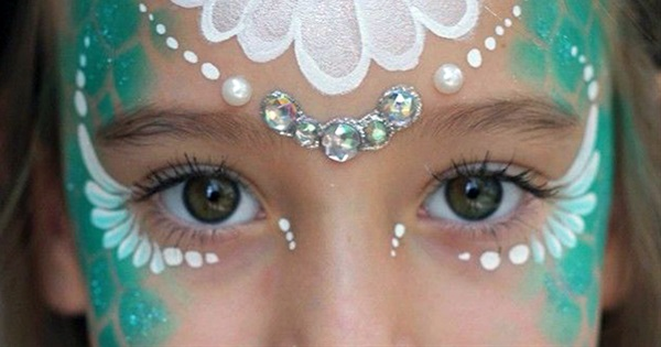 12 Easy Face Painting Ideas For Kids