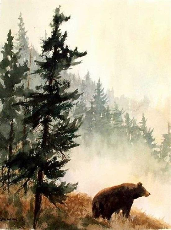 15 Beautiful Nature Paintings