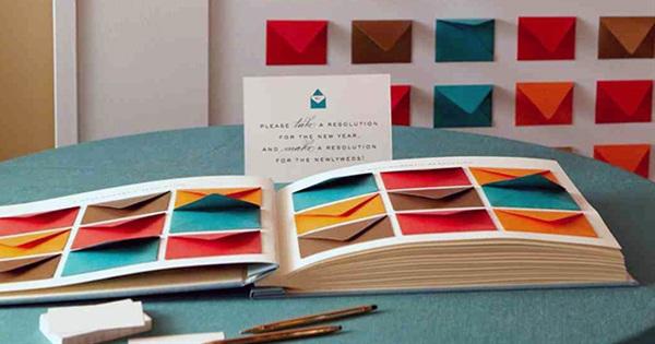 7 Creative Wedding Guestbook Ideas Postris