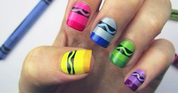 10 Nice Easy Nail Art Tutorials For Beginners Postris