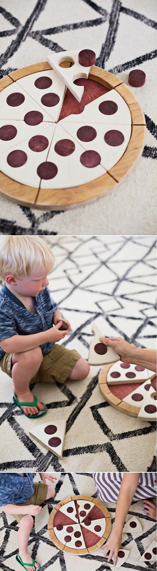 20 Amazing DIY Wooden Toys That You Can Actually Make